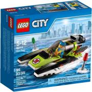 lego 60114 city race boat photo