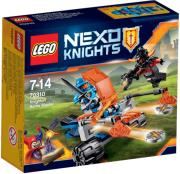 lego 70310 nexo knights knighton battle blaster photo