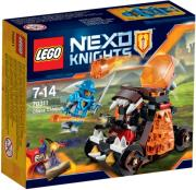 lego 70311 nexo knights chaos catapult photo