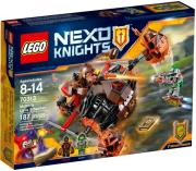 lego 70313 nexo knights moltors lava smasher photo
