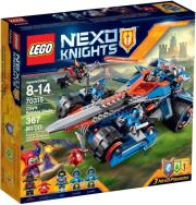 lego 70315 nexo knights clays rumble blade photo