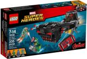 lego 76048 super heroes iron skull sub attack photo