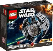 lego 75128 star wars tie advanced prototype photo