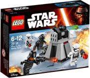 lego 75132 star wars first star wars order battle pack photo