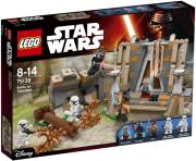 lego 75139 star wars battle on takodana photo