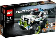 lego 42047 technic police interceptor photo