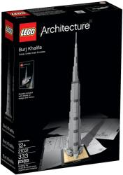 lego 21031 architecture burj khalifa photo