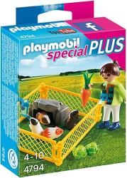 playmobil 4794 koritsi me indika xoiridia photo