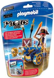 playmobil 6164 mple kanoni me peirati photo
