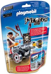 playmobil 6165 mayro kanoni me pyroboliti photo