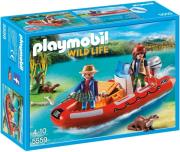 playmobil 5559 foyskoto skafos me exereynites photo