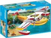 playmobil 5560 pyrosbestiko ydroplano photo