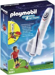 playmobil 6187 pyraylos me mixanismo ektoxeysis photo