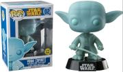 popstar wars spirit yoda glow in the dark photo