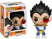 popanimation dragonball z metallic vegeta ltd edition photo