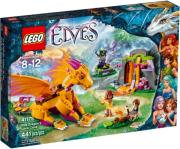 lego 41175 elves fire dragons lava cave photo
