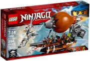 lego 70603 ninjago raid zeppelin photo