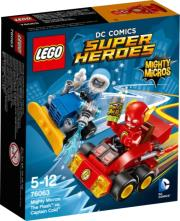 lego 76063 super heroes mighty micros the flash vs captain co photo