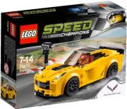 lego 75870 speed chevrolet corvette z06 photo