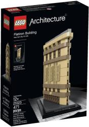 lego 21023 architecture flatiron building photo