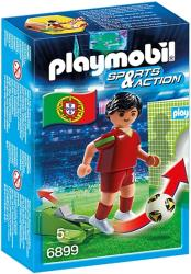 playmobil 6899 podosfairistis portogalias photo