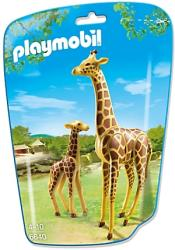 playmobil 6640 kamilopardali me to moro tis photo