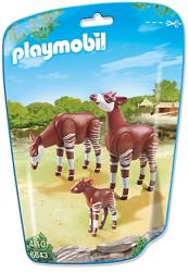 playmobil 6643 oikogeneia okapi photo
