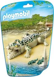 playmobil 6644 aligatoras me ta mora toy photo
