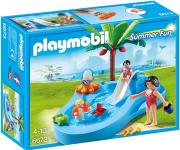 playmobil 6673 pisina gia mora me tsoylithra photo