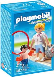 playmobil 6677 epoptria pisinas photo