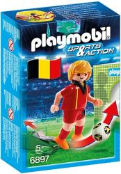 playmobil 6897 podosfairistis belgos photo