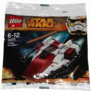 lego 30272 star wars a wing starfighter photo