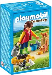 playmobil 6139 agrotissa kai gatakia photo