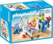 playmobil 6660 domatio paidiatrikis klinikis photo
