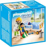 playmobil 6661 paidiatros me mikro astheni photo