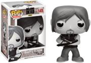 pop television walking dead black white daryl 145 photo