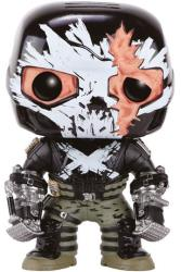 pop marvel civil war captain america crossbones battle damage 140 photo