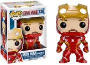 pop marvel captain america civil war iron man unmasked 136 photo