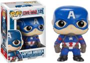 pop marvel civil war captain america 125 photo