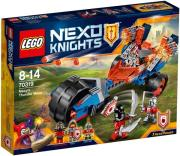 lego 70319 nexo knights macy s thunder mace photo