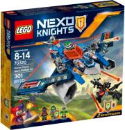 lego 70320 nexo knights aaron fox s aero striker photo