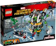 lego 76059 spider man doc ocks tentacle trap