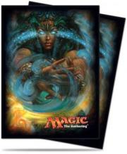 mtg eternal masters deck protector 80 ct photo