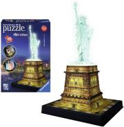 ravensburger pazl 3d agalma eleytherias night vision photo