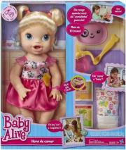 BABY ALIVE MY BABY ALL GONE BLONDE - BABY ALIVE YIAM (A7022) gadgets   παιχνίδια   ηρωες