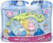 DISNEY PRINCESS SMALL DOLL PLAYSET ASST CINDERELLA'S BIBBIDI...