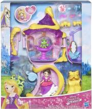 DISNEY PRINCESS SMALL DOLL RAPUNZEL TOWER (B5837)