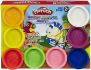 PLAY DOH SET 8TMX-CASE COLORS 8 CANS (A7923) gadgets   παιχνίδια   play doh