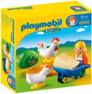 playmobil 6965 agrotissa me kotoyles photo