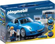 PLAYMOBIL 5991 PORSCHE 911 TARGA 4S gadgets   παιχνίδια   playmobil